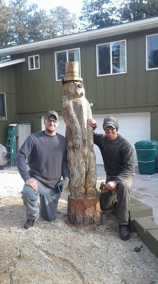 Glaser energy chainsaw carving competition u2013 ldlo